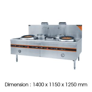 Zcy1 52 52c1 New World Cooking Equipment Chinese Range