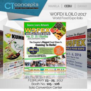 WOFEX ILOILO 2017